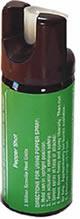 2 oz. pepper spray fogger