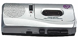 cell phone recorder