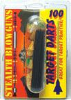 blowgun target darts